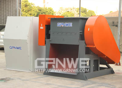 ABS/PS Waste Household Appliances Crusher