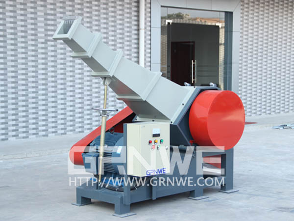 HDPE pipe Crusher