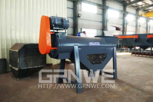 Washing and Dewatering Machine