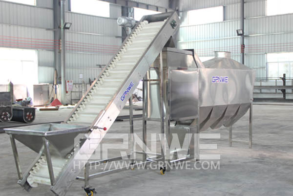 Winnowing Separating Machine